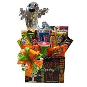 Spooktacular Halloween Gift Basket