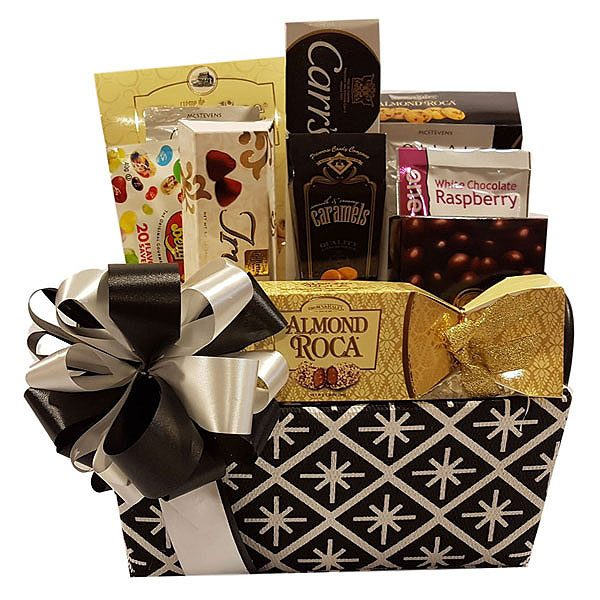 Starry Night Gift Basket