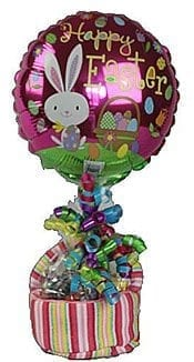 Sweet Bunny Girl Gift Basket