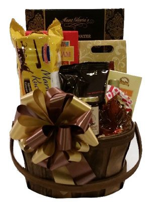 the bountiful Gift Basket
