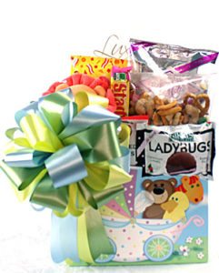 Welcome To the Family Gift Basket