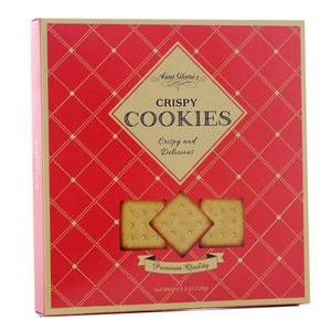 Aunt Gloria's Sugar Cookies Red 4.2oz-120g