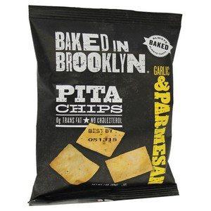 Baked In Brooklyn Garlic& Parmesan Chips