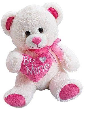 Bear-White-Be-Mine-10-inch