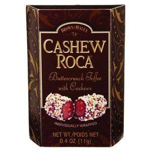 Brown & Haley Cashew Roca Brown 0.4 oz-11g
