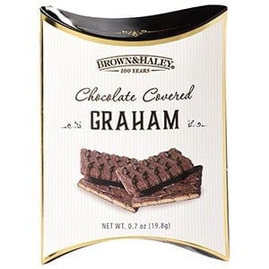 Brown & Haley Chocolate Covered Graham Gold 19.8g-.7 oz