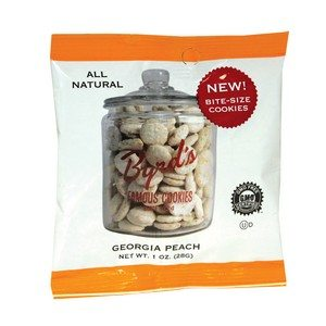 Byrd's Cookies Georgia Peach Cookies 28g-1 oz