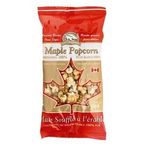 Canada True Maple Popcorn 100g