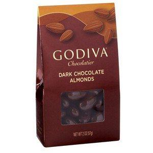 Godiva-Chocolate Almonds 57g-2oz