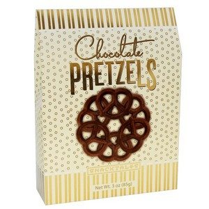 Chocolate Pretzels - Beige 85g-3 oz