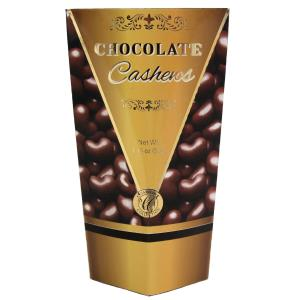Comfort Collection Chocolate Cashews Gold 1.76 oz