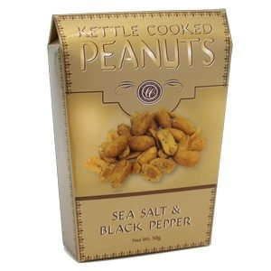 Comfort Collection Salt & Pepper Peanuts gold 50g
