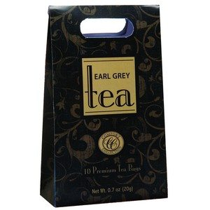 Comfort Collection Tea Earl Grey Black 10 bags