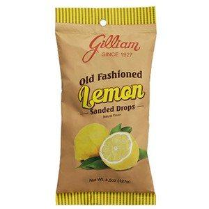 Gilliam Old Fashioned Lemon Drops 127g-4.5oz