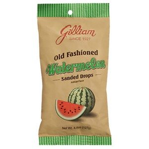 Gilliam Old Fashioned Watermelon Drops 127g-4.5oz