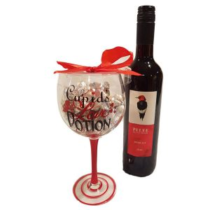 Love Potion Wine Gift