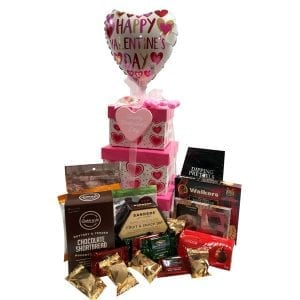 The Romantic Valentine Gift Tower