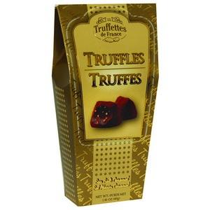 Truffettes De France Sea Salt Caramel Truffles Gold 40g-1.41 oz
