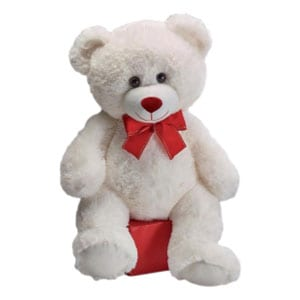 "White Bear 15"" (Sitting)"