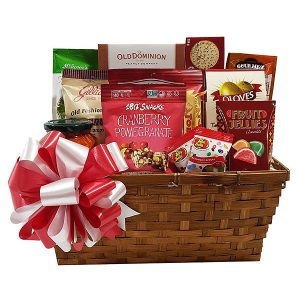 Authentic Gift Basket