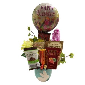 Eggsactly Gift Basket