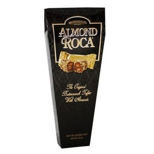 Brown & Haley Almond Roca Black 22g-0.8oz