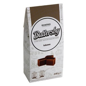 Buttersby Traditional English Fudge 200g