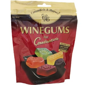 Cavendish & Harvey Winegums 180g