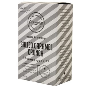 Cookie It Up Salted Caramel Crunch Shortbread 60g