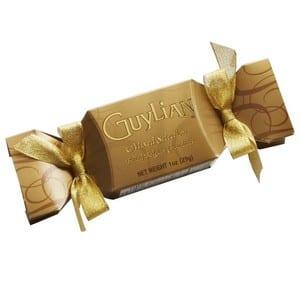 Guylian Truffles Firecracker Gold 29g-1 oz