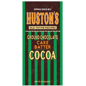 Huston's Old Thyme Cocoa Cake Batter 35g-1.25 oz