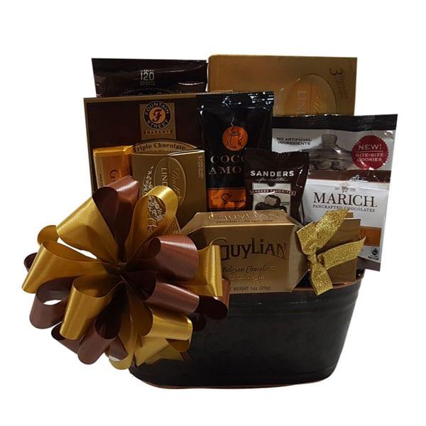 Le Chocolat Gift Basket