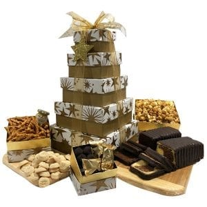 Oh Quiet Night Gift Tower