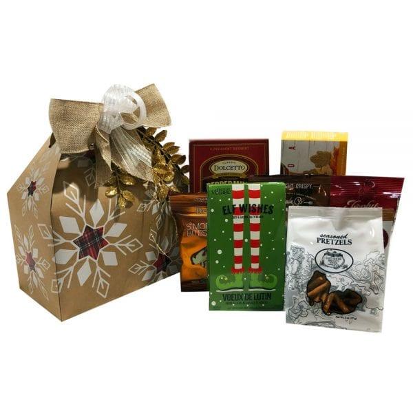 Snowdrift Holiday Gift