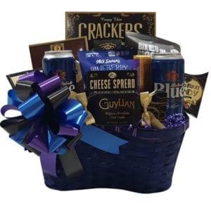 Premium Beer Gift Basket