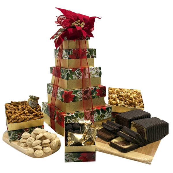 Free Shipping Christmas Gift Towers