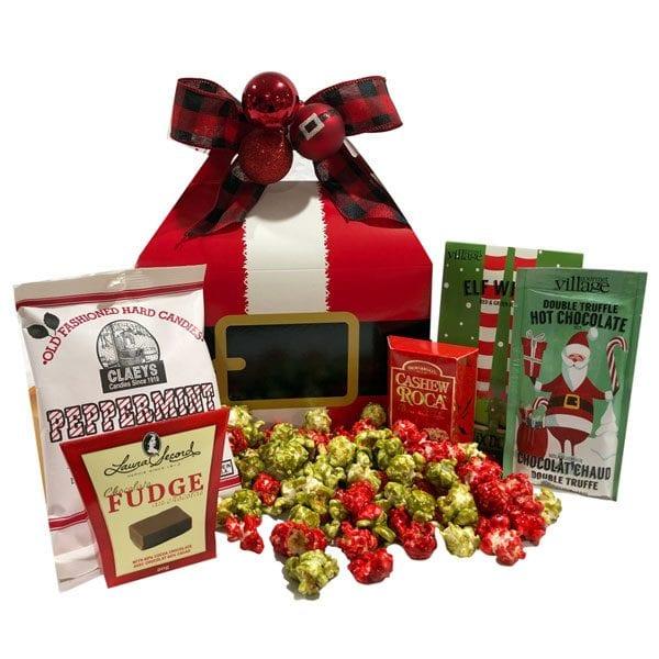Ho Ho Ho Gift Box