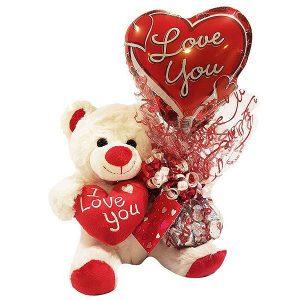 Love And Chocolates Gift Set