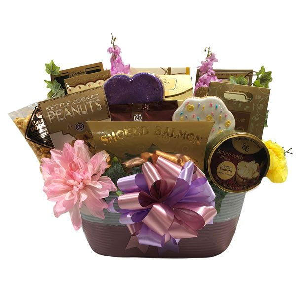 Special Things Gift Basket