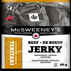 Mcsweeney Beef Jerky