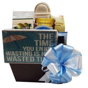 Spa And Pamper Gift Baskets