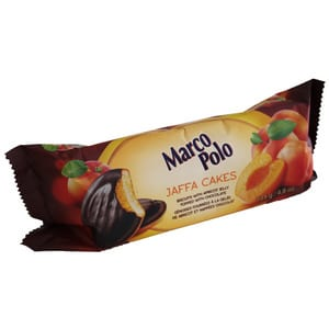 Marco Polo Jaffa Apricot Cakes 135g