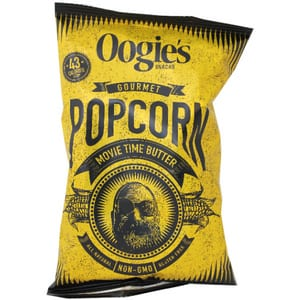 Oogie's Movietime Butter Popcorn 1 oz-28g