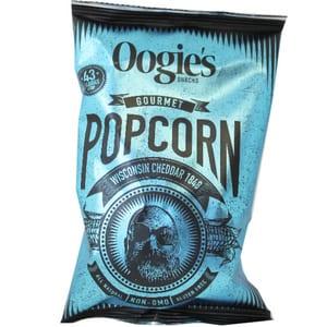 Oogie's Wisconsin White Popcorn 1 oz-28g
