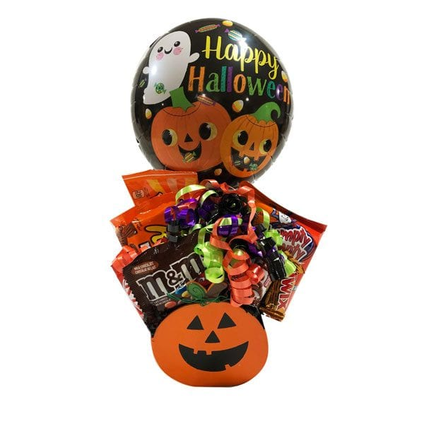 Pumpkin Patch Gift Basket