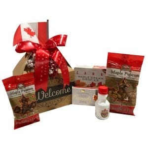 Canadian Welcome Gift Pak