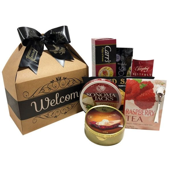 Welcome Gourmet Gift Pak