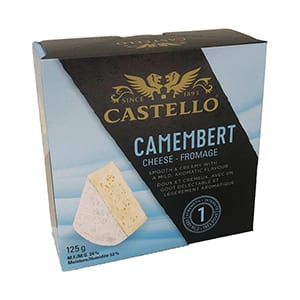 Rosenborg Castello Cheese - Camembert 125g