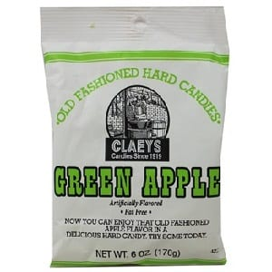 claeys-green-apple-candies-170g