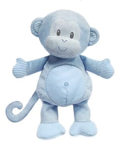 Monkey-Plush-Rattle